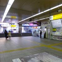 JR目黒駅改札前写真